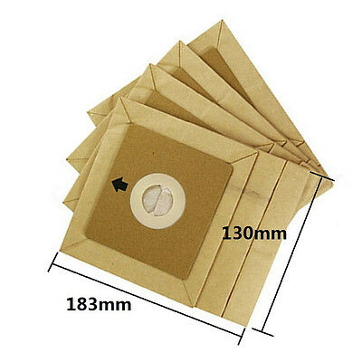 High Quality Universal Upright Vacuum Cleaner Hoover Dust Filter Paper Bags