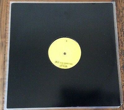 """Lily Allen Smile 12"""" Vinyl Singles, VG Condition, Never Used or Played"""