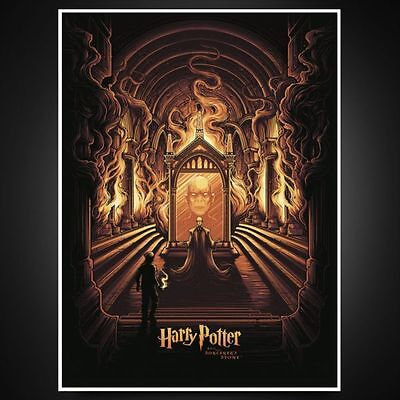 Harry Potter - Kunstdruck - Harry Potter & the Mirror of Erised (61 x 46 cm)