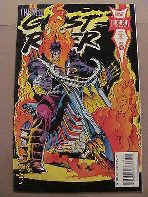 Ghost Rider #46 Marvel Comics 1990 Series 9.4 Near Mint Intro New Ghost Rider