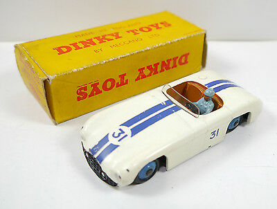 DINKY TOYS 133 Cunningham C-5R Road Racer Metall Modellauto MADE IN ENGLAND *K11