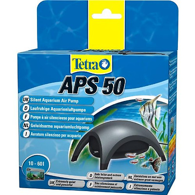 Pompe à Air pour Aquarium APS 50,Tetra - 143128 -