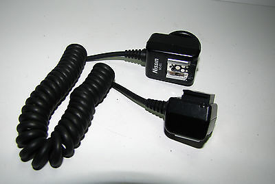 Nissin SC-01 off camera cable TTL for Nikon Canon and others