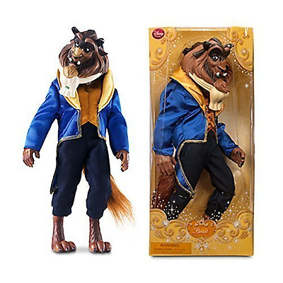 Official Disney Beauty and The Beast 33 centimetre Beast Classic Doll