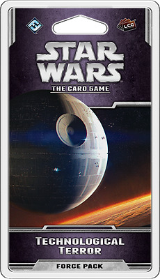 Technological Terror force pack for the Star Wars Card Game (LCG)