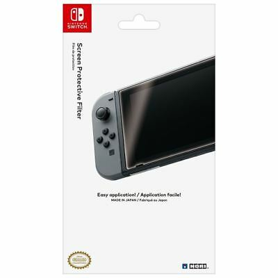 HORI Nintendo Switch: Screen Protective Filter - Gaming Accessory NEW