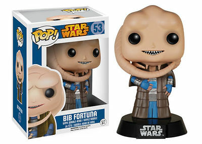 Funko Pop Star Wars Bib Fortuna Vinyl Figure