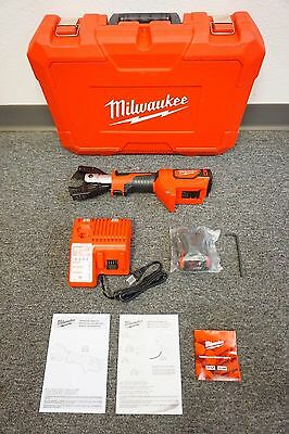 Milwaukee Force Logic Cable Cutter NEW 2672-21 (M18) Case, Charger & Battery