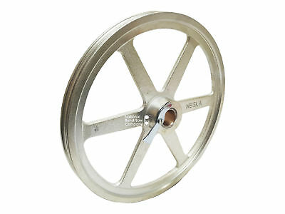 Hobart Upper/lower Saw Wheel/pulley 5700 To 6801 Models, New Free Shipping