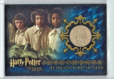 Harry Potter Chamber of Secrets Costume Card Seamus Finnigan C15 172/240