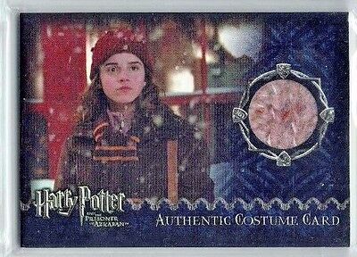 Harry Potter Prisoner of Azkaban Costume Card Emma Watson Hermione 390/730
