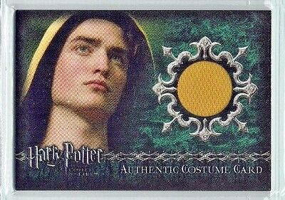 Harry Potter Goblet of Fire Cedric Diggory's First Task C8 Costume Card 488/700