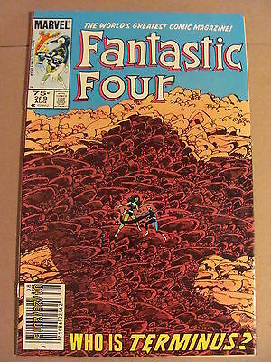 Fantastic Four #269 Marvel Comics 1961 Series Newsstand 9.2 Near Mint-