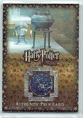 Harry Potter Order of the Pheonix Update Snape's Cauldron P1 Prop Card 133/150