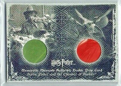Harry Potter Memorable Moments S2 Mandrake Fawkes Feathers P4 Prop Card 010/260