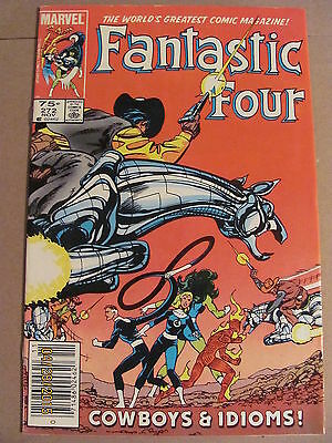 Fantastic Four #272 Marvel Comics 1961 Series Newsstand Edition