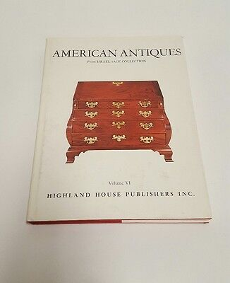 American Antiques Israel Sack Collection volume VI 6