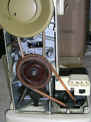 Vintage Bernina 730 Sewing Machine Motor Drive Belt