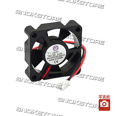 COOLING FAN RADIATOR MOTORS BRUSHLESS DC FAN DESKTOP DC 5V 0.23A 35mm VENTOLINA