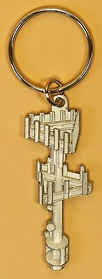 Cell tower keychain gift cellular industry award tower dog dawg climber model