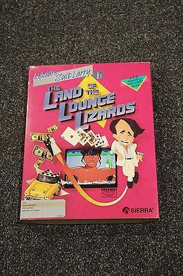 Leisure Suit Larry in the Land of the Lounge Lizards by Sierra for Amiga