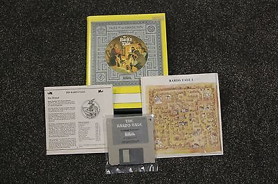 The Bard's Tale: Tales of the Unknown Amiga Game Electronic Arts ECP Australia