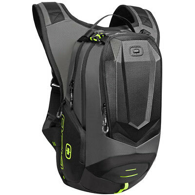 NEW Ogio MX 3 Litre Dakar Black Yellow Enduro Motocross 3L Hydration Pack Bag