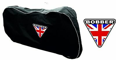 Triumph Bobber Indoor Breathable Dust Cover by Dustoff Covers