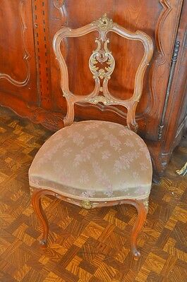 Antique French Chairs Set of 4