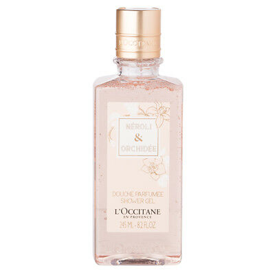 NEW L'Occitane Neroli & Orchidee Shower Gel 245ml