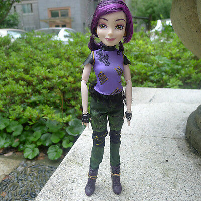 """Disney Descendants 11"""" Doll Action Figure MAL Toy Gift New Loose"""