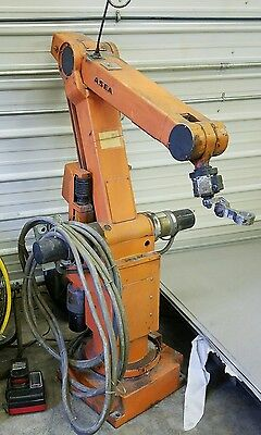 ASEA IRB-6 Robotic Welder Arm