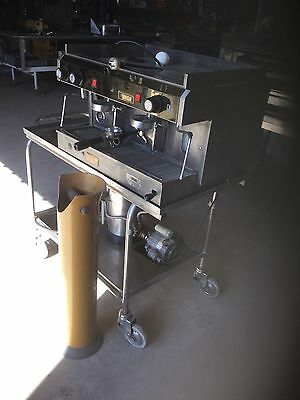 Commercial Coffee Machine 2 Group Semi Automatic Fully Serviced