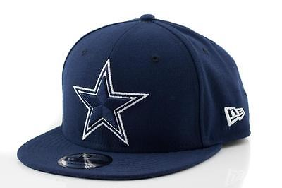 Dallas Cowboys New Era NFL Team 9Fifty Hat Genuine Baseball Cap New Era