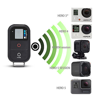Original Gopro Wifi Remote Control ARMTE-001 for Gopro hero 5 4 3+ with cable