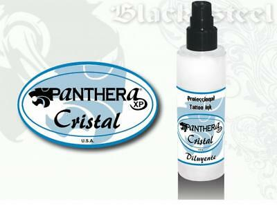 Tinta Tattoo Ink Homologada ECE Approved Dilyuente PANTHERA CRISTAL