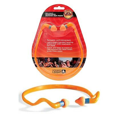 Howard Leight Quiet Band Shooting Ear Plug Neck Hearing Protection Noise Reducer