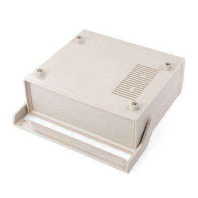 200 x 175 x 70mm White Plastic Electric Container DIY Junction Box Case TE554