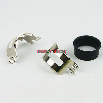 Exhaust pipe hoop and rubber seal fit HPI RV Baja 5B 5T DM