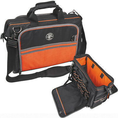 Klein 554181914 Tools Tradesman Pro Organizer Ultimate Electrician's Bag