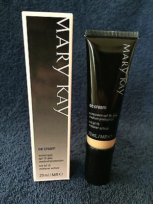 Mary Kay CC Cream Sunscreen SPF 15 Light to Medium protection, 29ml