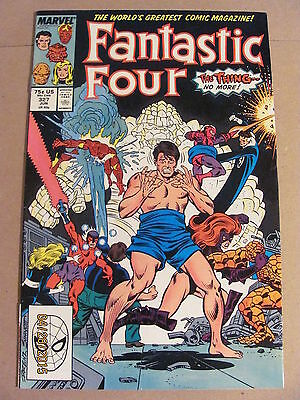 Fantastic Four #327 Marvel Comics 1961 Series