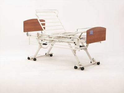 New Invacare CS7- Hi-Lo Electric Bed-Side Rails (pair) aged care equipment