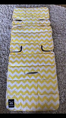 Outlook Cotton Seat Liner For Pushchair/Stroller