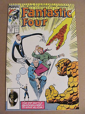 Fantastic Four #304 Marvel Comics 1961 Series FOX MOVIE