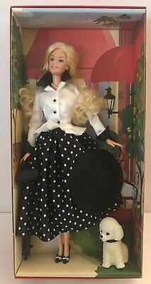 Talk Of The Town Caucasian Barbie Collector Doll B6376 NRFM