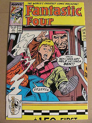 Fantastic Four #301 Marvel Comics 1961 Series