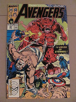 Avengers #307 Marvel Comics 1963 Series 9.2 Near Mint-