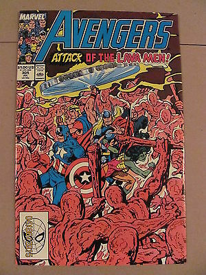 Avengers #305 Marvel Comics 1963 Series 9.2 Near Mint-