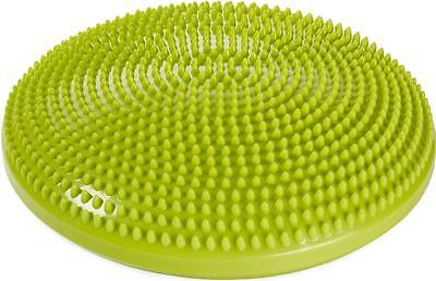 Andrew James Wobble Cushion Air Stability Balance Disc With Pump in Green